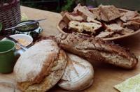Brotbackwochenende: Männerbacktag